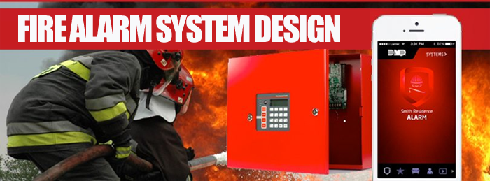 Fire Alarm System Design Los Angeles Orange County