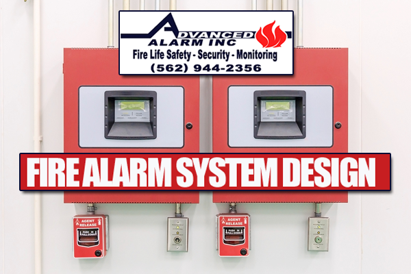 Commercial Fire Protection System Schools Business